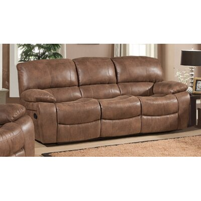Snuggle Up Dual Reclining Sofa by Sunset Trading