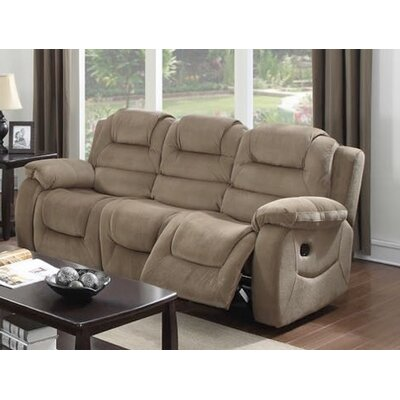 Aspen Dual Reclining Sofa by Sunset Trading