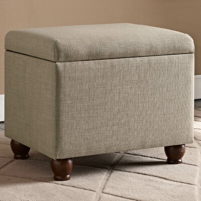 HomePop Medium Storage Ottoman Medium Storage Ottoman