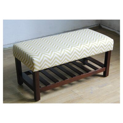 Entryway Storage Bench by HomePop