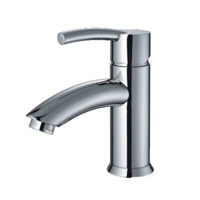 Single Handle Single Hole Bathroom Faucet Product Photo