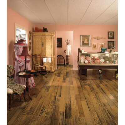 "Armstrong Heritage Classics 5"" Engineered Hickory Hardwood Flooring in Antique Natural"