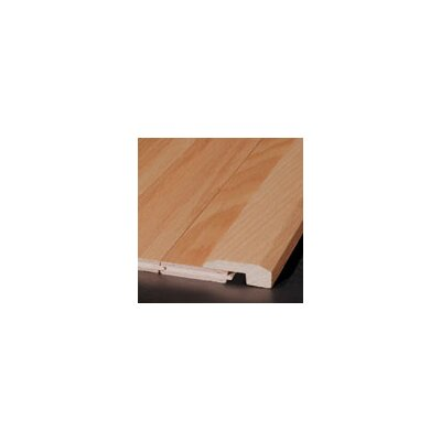 """Armstrong 0.63"""" x 2"""" x 78"""" Red Oak Threshold in Windswept Gray"""