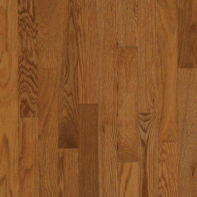 "Armstrong Yorkshire 2-1/4"" Solid White Oak Hardwood Flooring in Auburn"