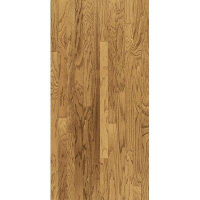 """Bruce Flooring Turlington 3"""" Engineered Red Oak Hardwood Flooring in Harvest"""