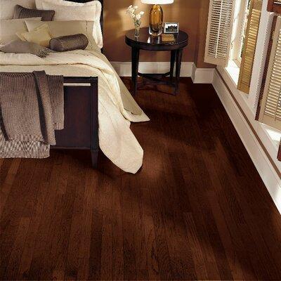"Bruce Flooring Turlington 3"" Engineered Hickory Hardwood Flooring in Molasses"