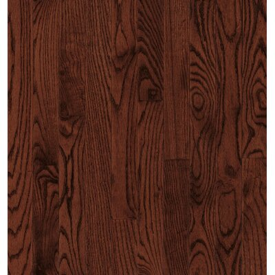 Bruce Flooring SAMPLE - Westchester™ Strip Solid White Oak in Cherry