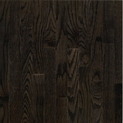 Bruce Flooring SAMPLE - Dundee™ Plank Solid Red Oak in Espresso