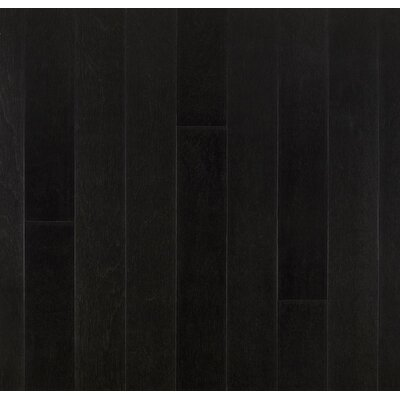 Bruce Flooring SAMPLE - Turlington™ American Exotics Engineered Hickory in Peppercorn