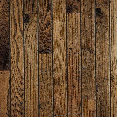 Bruce Flooring SAMPLE - Trumbull™ Strip Solid Red/White Oak in Antique
