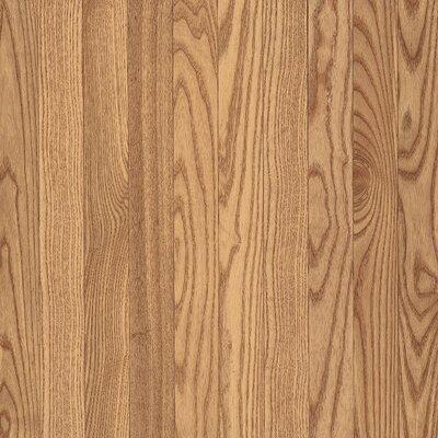 "Bruce Flooring Dundee 3-1/4"" Solid Red Oak Hardwood Flooring in Natural"