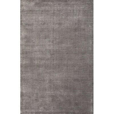 Konstrukt Gray Solid Rug by Jaipur Rugs