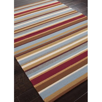 Jaipur Rugs Colours I-O Red Stripe Indoor/Outdoor Rug