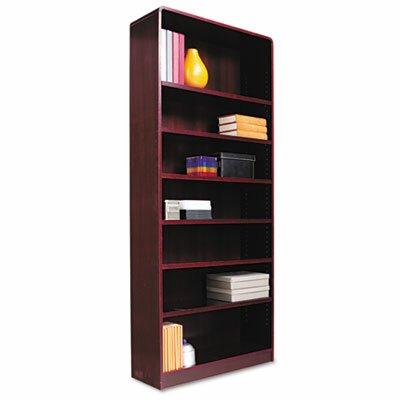 "Alera® Radius Corner 84"" Standard Bookcase"