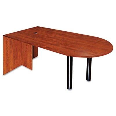 Alera® Valencia D-Top Desk Peninsula