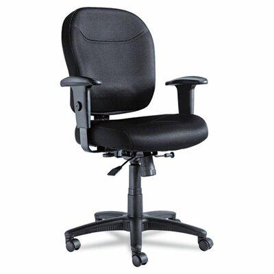 Alera® Wrigley Series Mid-Back Mesh Office Chair