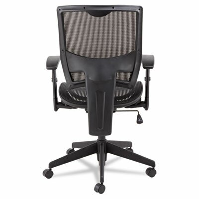 Alera® Epoch Series Mid-Back Mesh Suspension Multifunction Office Chair