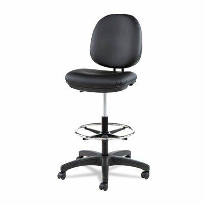 Alera® Height Adjustable Interval Series Swivel Drafting Chair