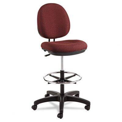 Alera® Height Adjustable Interval Series Swivel Task Chair