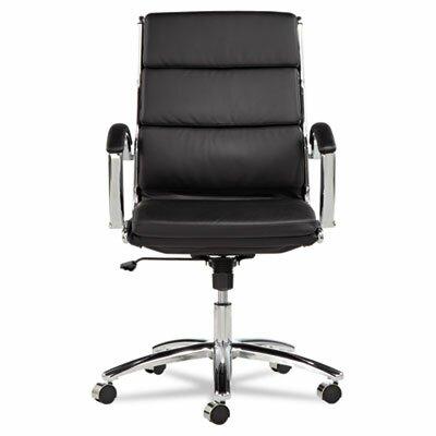 Alera Neratoli Mid Back Slim Profile fice Chair Reviews Wayfair