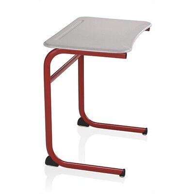 "KI Furniture Intellect Wave 29"" Plastic Desk"