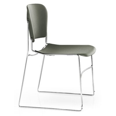 KI Furniture Perry Armless Stacking Chair