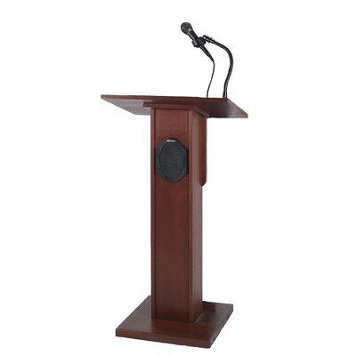 AmpliVox Sound Systems Elite Speaker Stand