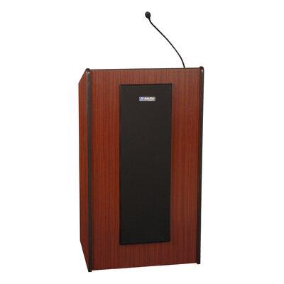 AmpliVox Sound Systems Presidential Plus Full Podium
