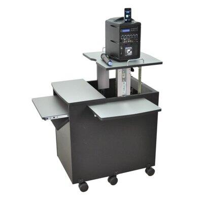 AmpliVox Sound Systems Multipurpose Presentation Stand