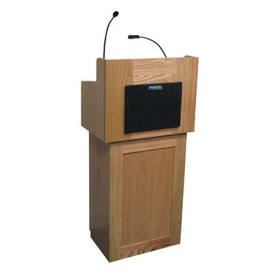 AmpliVox Sound Systems Oxford Full Podium