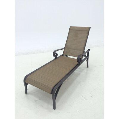 Riva Chaise Lounge by Sunvilla