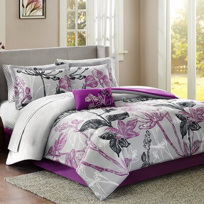 Claremont Comforter Set by Madison Park Essentials