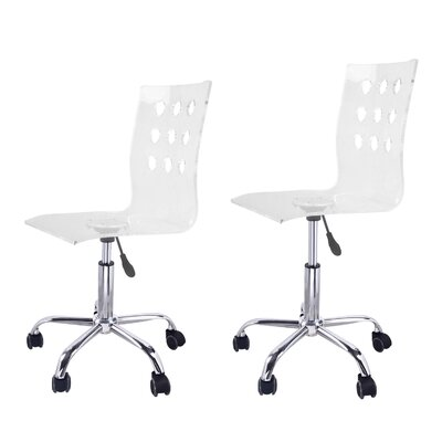 Mid-Back Office Chair by AdecoTrading