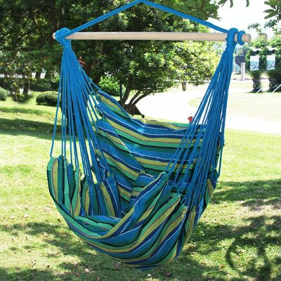 Tree Hanging Suspended Outdoor Indoor Hammock Chair By AdecoTrading