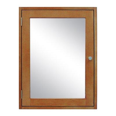 "Easton Maple 19"" x 26"" Surface Mount Medicine Cabinet Product Photo"