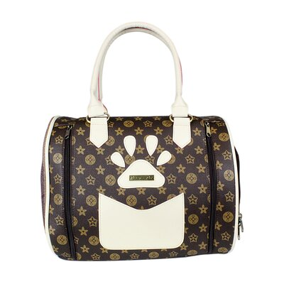 Versailles Handbag Pet Carrier by MyDog'sBoutique