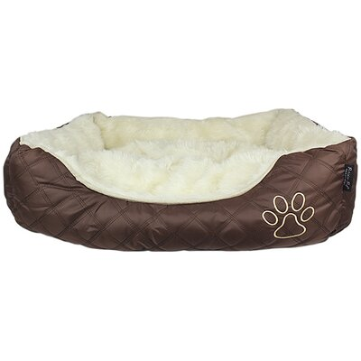Oxford Quilted Dog Bed by MyDog'sBoutique