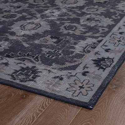 Kaleen Restoration Black Area Rug Amp Reviews Wayfair