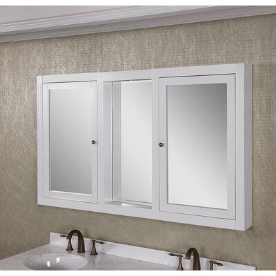 WB Mirror Cabinet by InFurniture