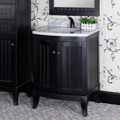"27"" Single Sink WB Series Bathroom Vanity Set Product Photo"