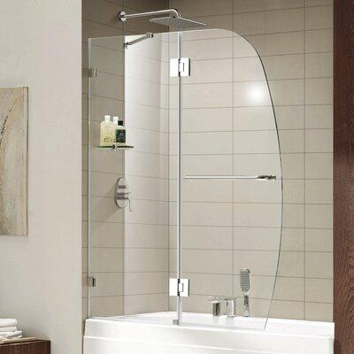 Aurora Lux Pivot Tub Door Product Photo