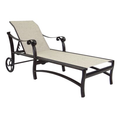 Bellanova Sling Chaise Lounge by Pride Family Brands