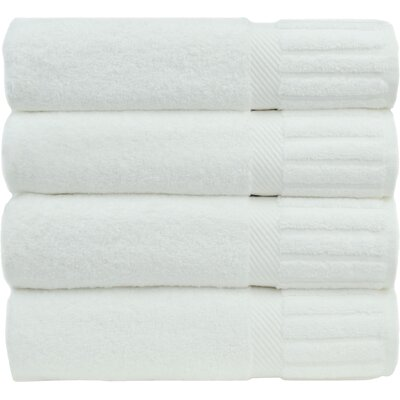Luxury Hotel and Spa Turkish Cotton Piano Bath Towel by Bare Cotton