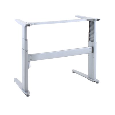 ConSet 501 25 Series puter Desk with Electronic Height