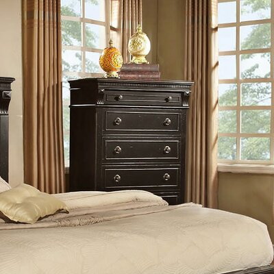 Rivington Hall 5 Drawer Chest by Avalon Furniture