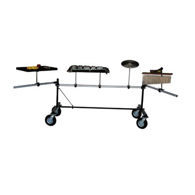 Mobile Percussion Rack with Swing Arms by Jarvis Industries