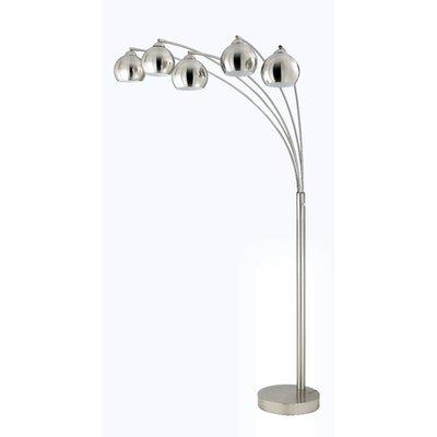 lighting lamps floor lamps cal lighting sku cg1119. Black Bedroom Furniture Sets. Home Design Ideas