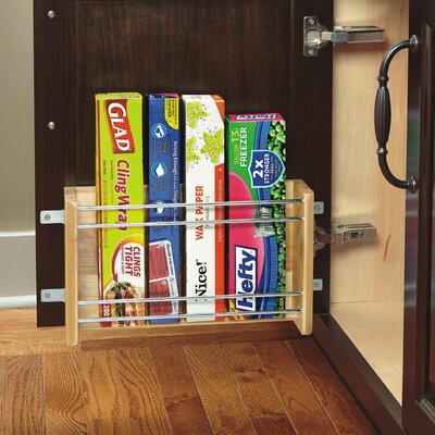 Medium Door Mount Foil Rack by Rev-A-Shelf
