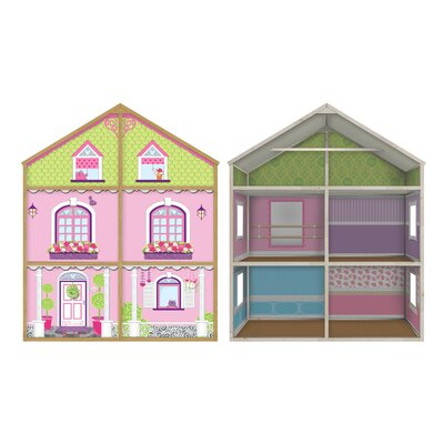 My Girl's Dollhouse by Wicked Cool Toys