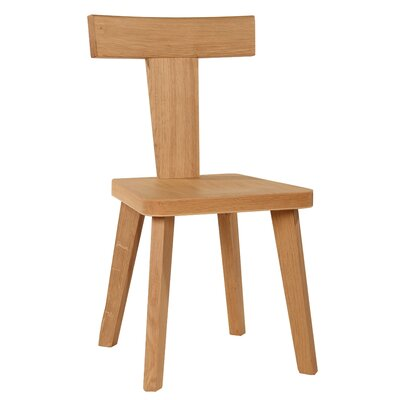 Kyoto T Side Chair by Adriano